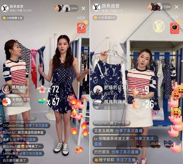 Chanel's first attempt at shoppable livestreaming in China yielded mixed results.