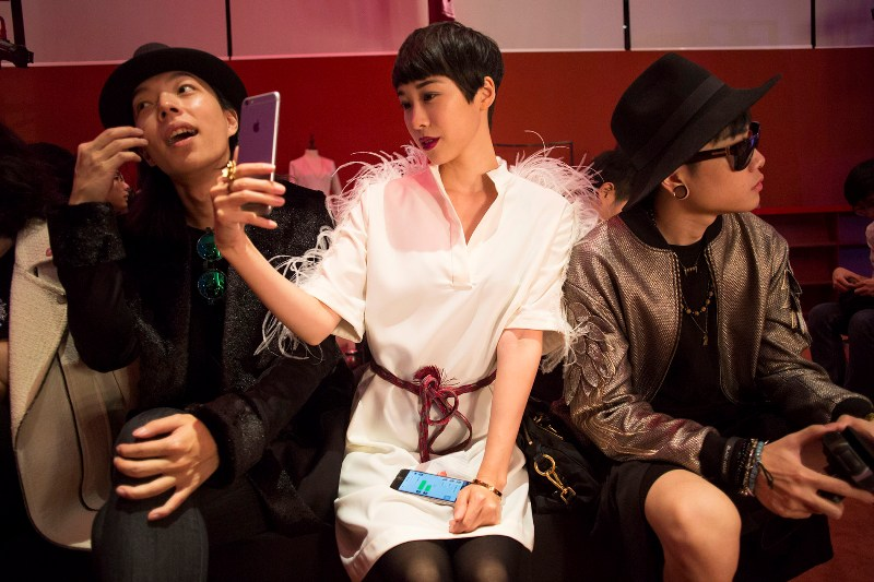 China's mobile influencer economy is a key driver of luxury sales.